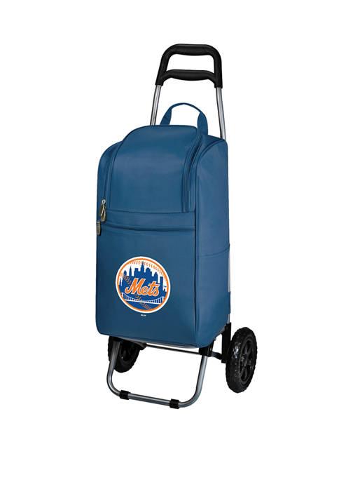 ONIVA MLB New York Mets Rolling Cart Cooler