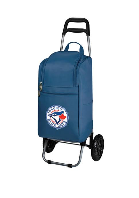 MLB Toronto Blue Jays Rolling Cart Cooler