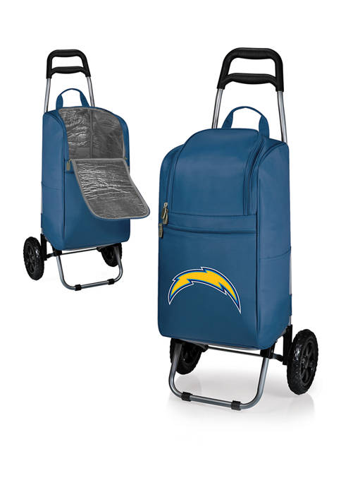 ONIVA NFL Los Angeles Chargers Rolling Cart Cooler