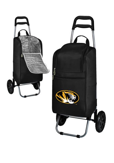 Picnic Time NCAA Mizzou Tigers Rolling Cart Cooler