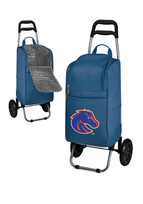 Picnic Time NCAA Boise State Broncos Rolling Cart