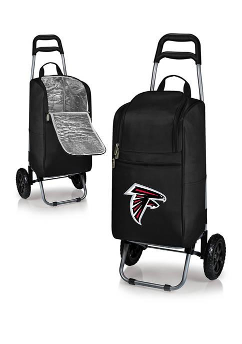 NFL Atlanta Falcons Rolling Cart Cooler
