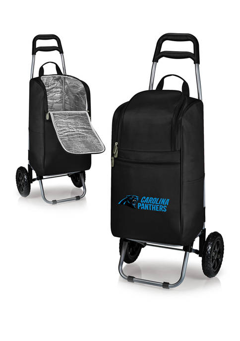 ONIVA NFL Carolina Panthers Rolling Cart Cooler