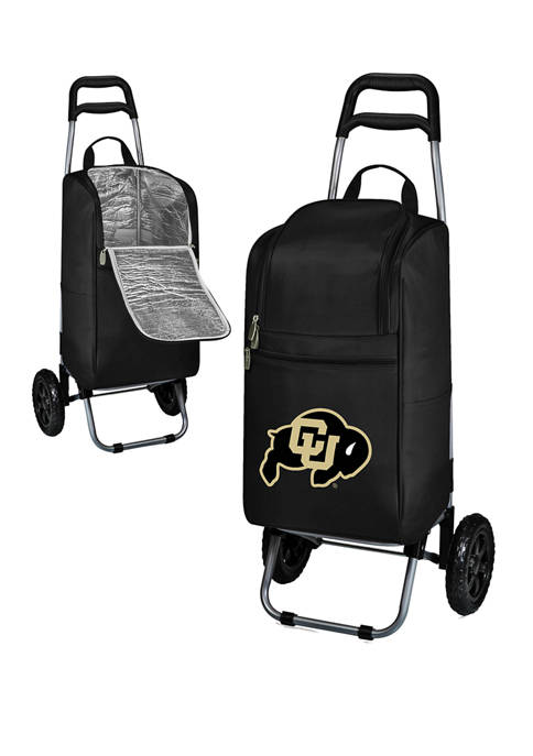 Picnic Time NCAA Colorado Buffaloes Rolling Cart Cooler
