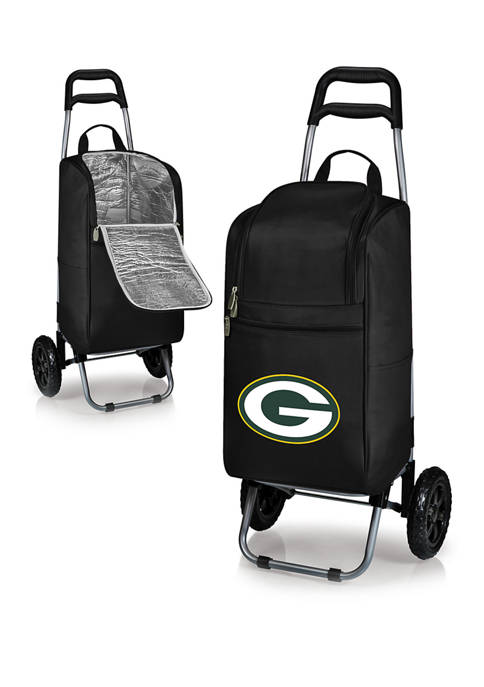 ONIVA NFL Green Bay Packers Rolling Cart Cooler