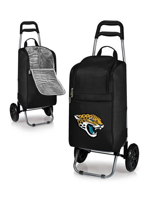 NFL Jacksonville Jaguars Rolling Cart Cooler