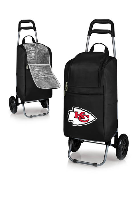 ONIVA NFL Kansas City Chiefs Rolling Cart Cooler
