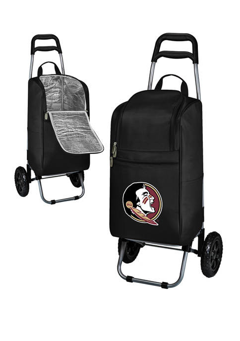 Picnic Time NCAA Florida State Seminoles Rolling Cart