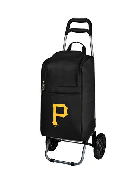 MLB Pittsburgh Pirates Rolling Cart Cooler