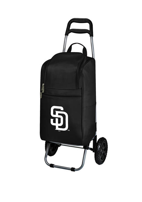 MLB San Diego Padres Rolling Cart Cooler