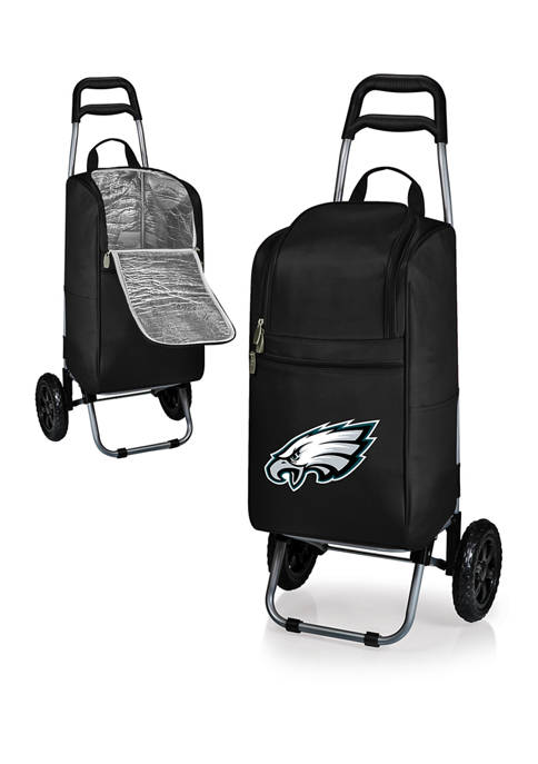 NFL Philadelphia Eagles Rolling Cart Cooler