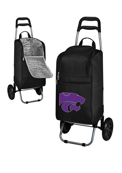 Picnic Time NCAA Kansas State Wildcats Rolling Cart