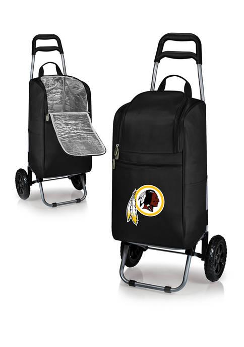 NFL Washington Redskins Rolling Cart Cooler