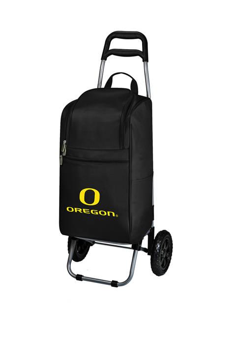 NCAA Oregon Ducks Rolling Cart Cooler