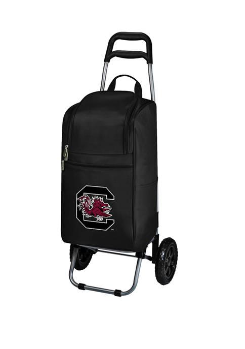 NCAA South Carolina Gamecocks Rolling Cart Cooler