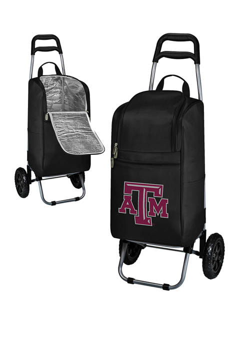 NCAA Texas A&M Aggies Rolling Cart Cooler