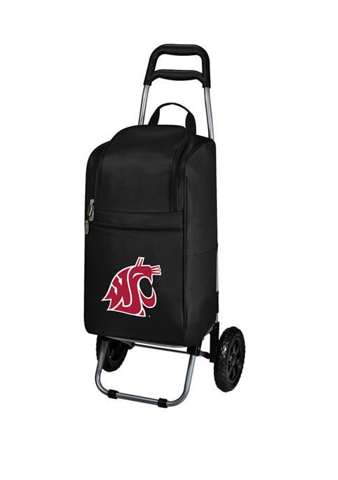 NCAA Washington State Cougars Rolling Cart Cooler
