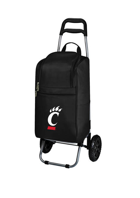 Picnic Time NCAA Cincinnati Bearcats Rolling Cart Cooler