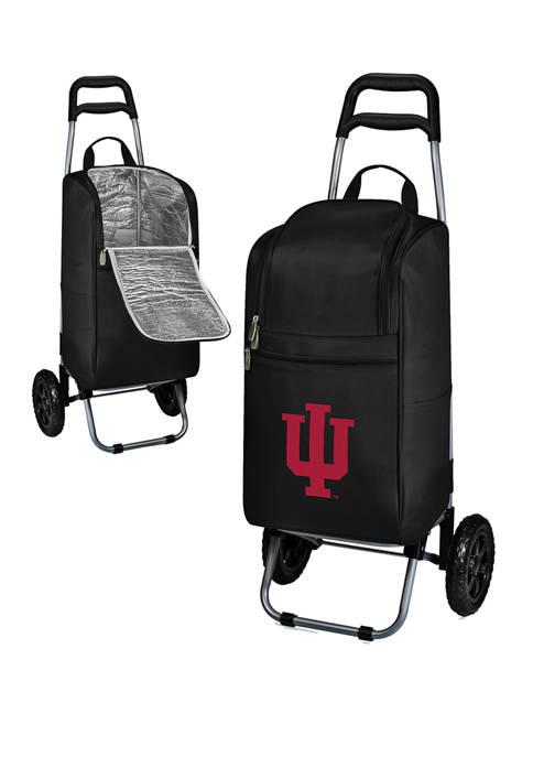 NCAA Indiana Hoosiers Rolling Cart Cooler