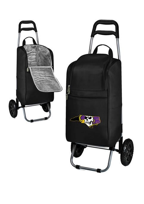 Picnic Time NCAA East Carolina Pirates Rolling Cart