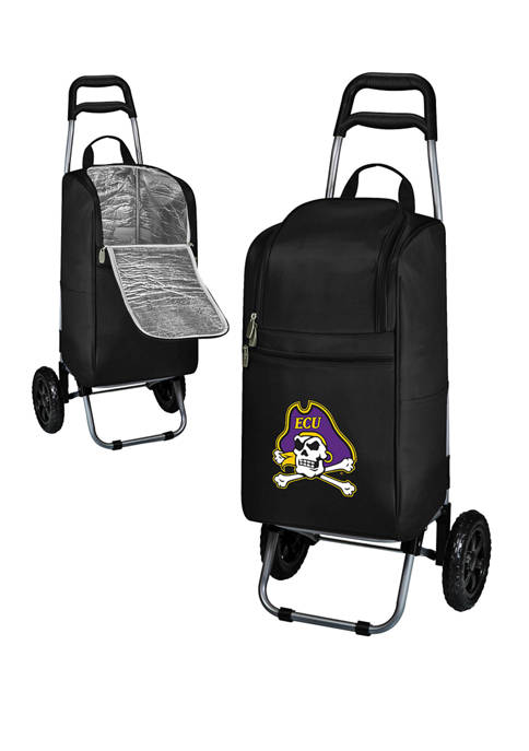 Picnic Time NCAA East Carolina Pirates Rolling Cart