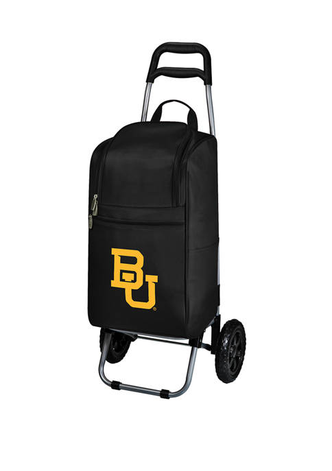 Picnic Time NCAA Baylor Bears Rolling Cart Cooler