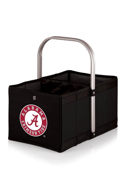 NCAA Alabama Crimson Tide Urban Basket Collapsible Tote