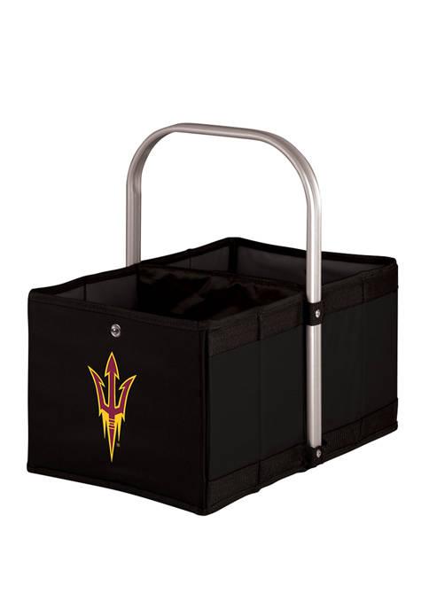 NCAA Arizona State Sun Devils Urban Basket Collapsible Tote