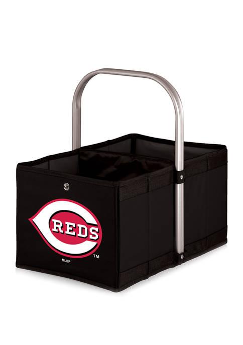 MLB Cincinnati Reds Urban Basket Collapsible Tote