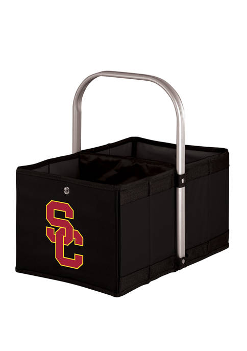 Picnic Time NCAA USC Trojans Urban Basket Collapsible