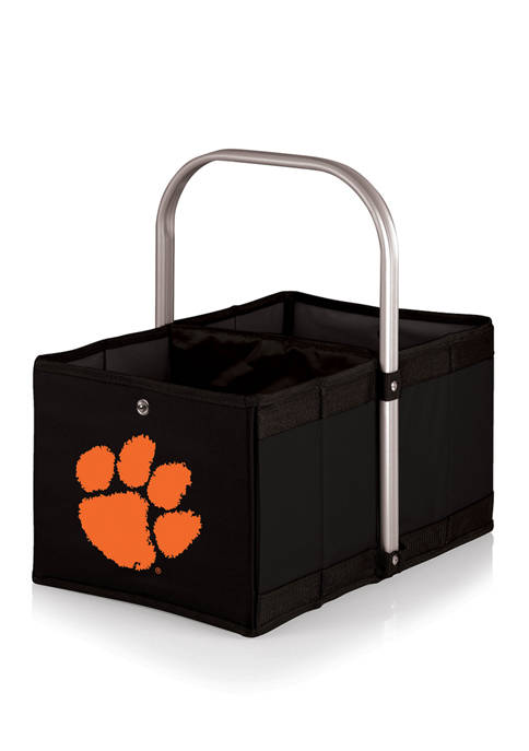 Picnic Time NCAA Clemson Tigers Urban Basket Collapsible