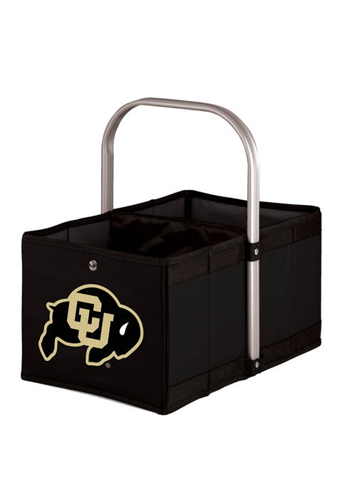 Picnic Time NCAA Colorado Buffaloes Urban Basket Collapsible