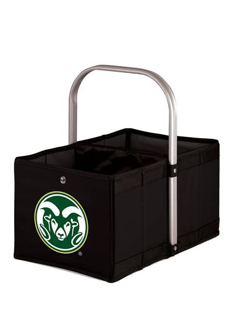 Picnic Time NCAA Colorado State Rams Urban Basket