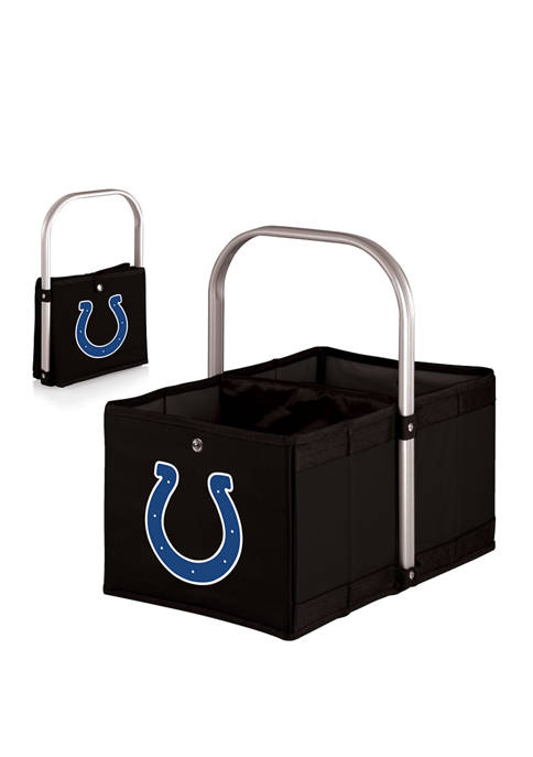 ONIVA NFL Indianapolis Colts Urban Basket Collapsible Tote