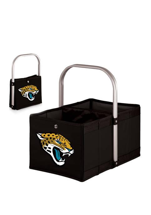 NFL Jacksonville Jaguars Urban Basket Collapsible Tote