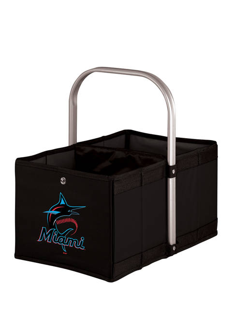 ONIVA MLB Miami Marlins Urban Basket Collapsible Tote