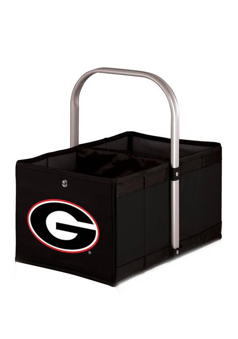 NCAA Georgia Bulldogs Urban Basket Collapsible Tote