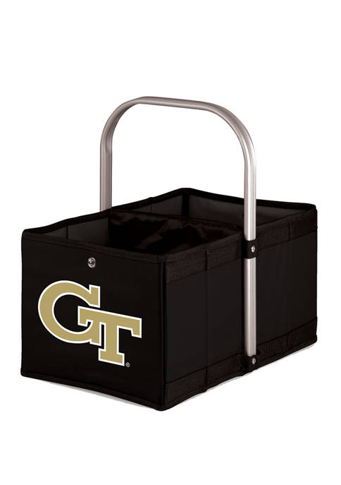 NCAA Georgia Tech Yellow Jackets Urban Basket Collapsible Tote
