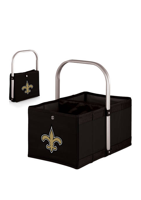 NFL New Orleans Saints Urban Basket Collapsible Tote