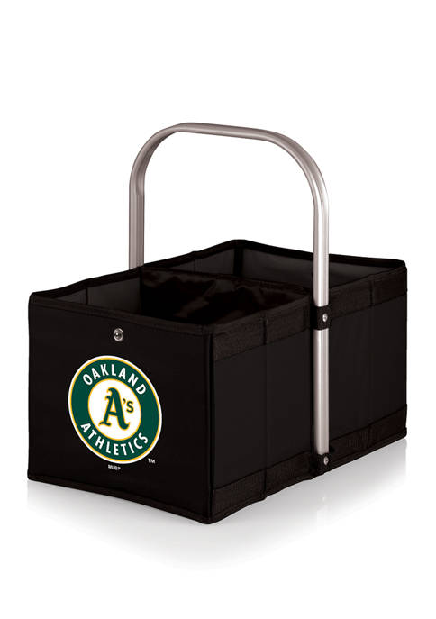 MLB Oakland Athletics Urban Basket Collapsible Tote