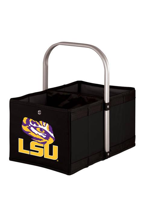 NCAA LSU Tigers Urban Basket Collapsible Tote