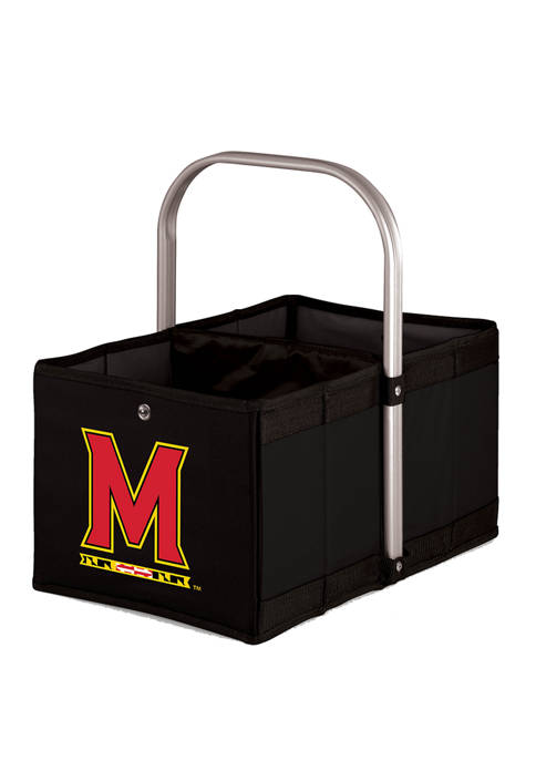 NCAA Maryland Terrapins Urban Basket Collapsible Tote