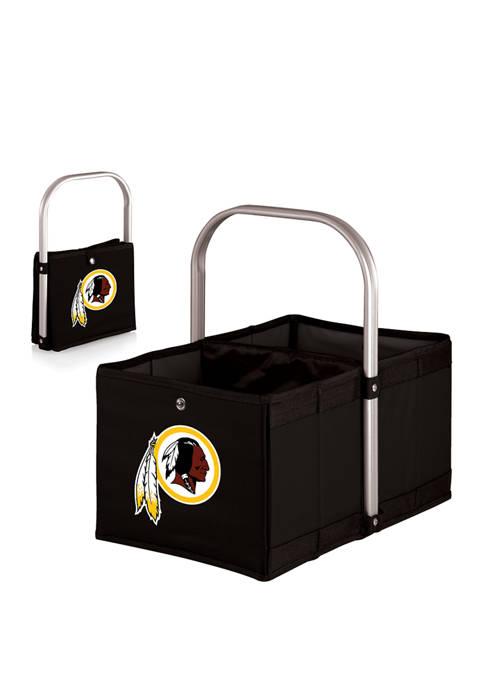 NFL Washington Redskins Urban Basket Collapsible Tote