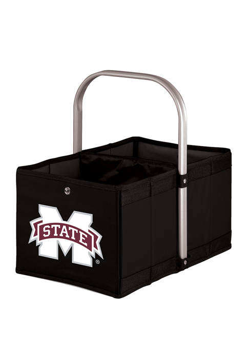 NCAA Mississippi State Bulldogs Urban Basket Collapsible Tote