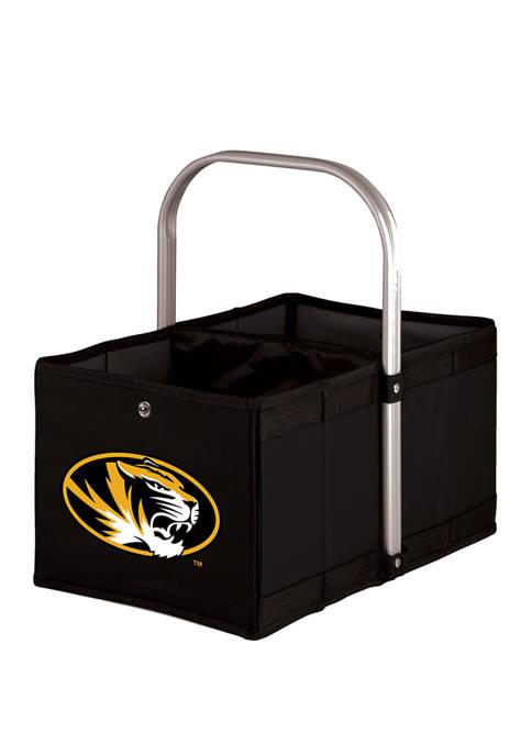 NCAA Missouri Tigers Urban Basket Collapsible Tote