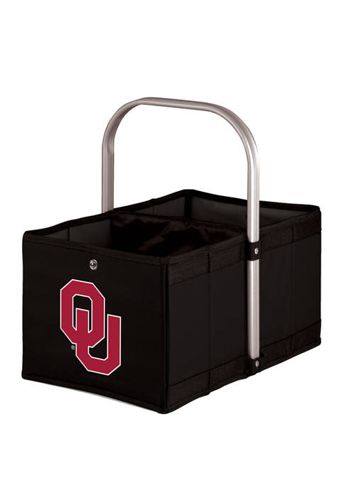 NCAA Oklahoma Sooners Urban Basket Collapsible Tote