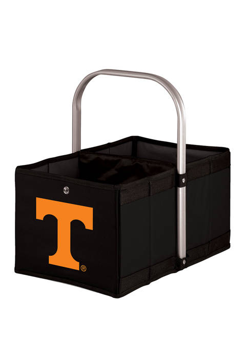 Picnic Time NCAA Tennessee Volunteers Urban Basket Collapsible