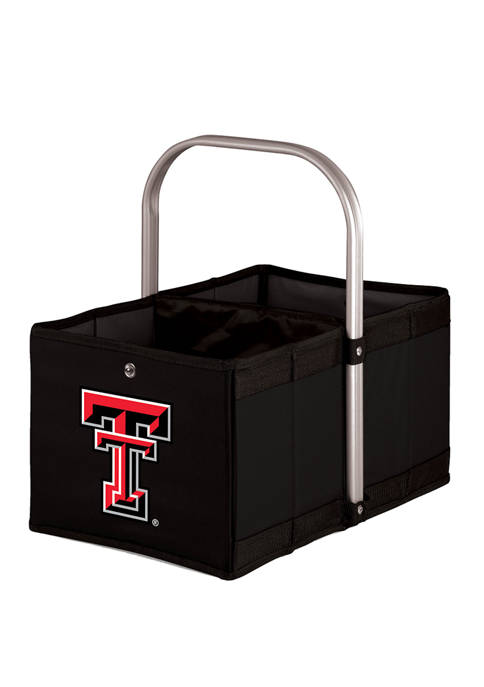 NCAA Texas Tech Red Raiders Urban Basket Collapsible Tote