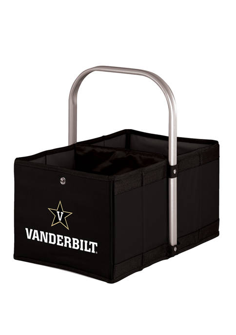 NCAA Vanderbilt Commodores Urban Basket Collapsible Tote