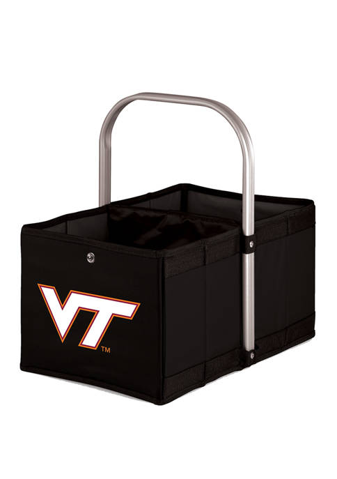 Picnic Time NCAA Virginia Tech Hokies Urban Basket